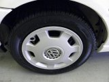 Volkswagen Jetta 1998 Wheels and Tires