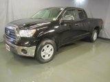 2008 Black Toyota Tundra SR5 Double Cab 4x4 #47705154