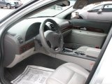 2001 Lincoln LS Interiors