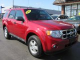 2009 Sangria Red Metallic Ford Escape XLT #47705360