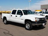 2006 Chevrolet Silverado 2500HD LT Crew Cab 4x4 Data, Info and Specs