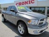 2011 Mineral Gray Metallic Dodge Ram 1500 Big Horn Quad Cab 4x4 #47704995