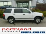2004 Oxford White Ford Explorer XLS 4x4 #47704753