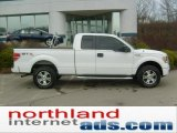 2010 Oxford White Ford F150 STX SuperCab 4x4 #47704755