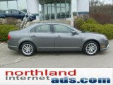 2010 Sterling Grey Metallic Ford Fusion SEL V6 #47704759