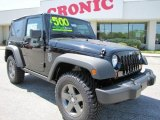 2011 Black Jeep Wrangler Call of Duty: Black Ops Edition 4x4 #47705009