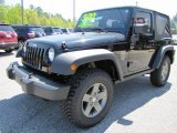 2011 Jeep Wrangler Call of Duty: Black Ops Edition 4x4 Data, Info and Specs