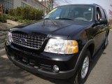 2003 Black Ford Explorer XLT #47705409