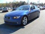 2007 Montego Blue Metallic BMW 3 Series 335i Coupe #47705416