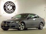 2008 Space Grey Metallic BMW 3 Series 328xi Coupe #47705635