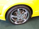 2006 Ford Mustang GT Premium Convertible Custom Wheels