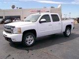 2011 Summit White Chevrolet Silverado 1500 LTZ Crew Cab 4x4 #47705241