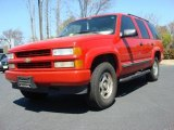 1999 Chevrolet Tahoe Z71 4x4 Data, Info and Specs