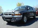 2004 Graphite Metallic Dodge Dakota SLT Quad Cab #47704822