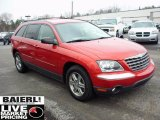 2004 Inferno Red Pearl Chrysler Pacifica AWD #47766817