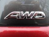 Subaru Forester 2004 Badges and Logos