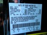 2011 Navigator Color Code for Tuxedo Black Metallic - Color Code: UH