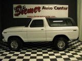 Ford Bronco 1978 Data, Info and Specs