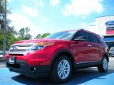 2011 Red Candy Metallic Ford Explorer XLT #47767060