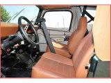 Jeep CJ Interiors