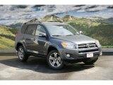 2011 Magnetic Gray Metallic Toyota RAV4 V6 Sport 4WD #47766863