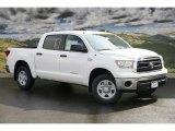 2011 Super White Toyota Tundra SR5 CrewMax 4x4 #47766868
