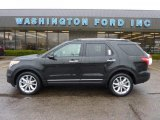 2011 Tuxedo Black Metallic Ford Explorer Limited 4WD #47767285
