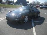 2008 Black Porsche 911 Carrera S Cabriolet #47767522