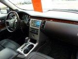 2010 Ford Flex Limited EcoBoost AWD Dashboard