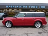 2010 Red Candy Metallic Ford Flex Limited EcoBoost AWD #47767306