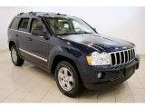 2006 Midnight Blue Pearl Jeep Grand Cherokee Limited 4x4 #47767558