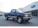 1994 Chevrolet C/K K1500 Z71 Regular Cab 4x4 Front 3/4 View