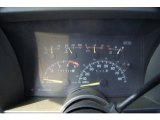 1994 Chevrolet C/K K1500 Z71 Regular Cab 4x4 Gauges