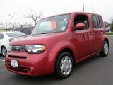 2009 Scarlet Red Nissan Cube 1.8 S #47767803