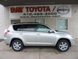 2011 Classic Silver Metallic Toyota RAV4 V6 Limited 4WD #47766935