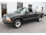 2003 Chevrolet S10 Extended Cab Data, Info and Specs