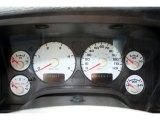 2004 Dodge Ram 3500 SLT Quad Cab 4x4 Dually Gauges