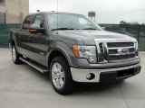 2011 Sterling Grey Metallic Ford F150 Lariat SuperCrew #47767211