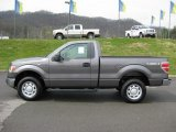 2011 Sterling Grey Metallic Ford F150 XL Regular Cab 4x4 #47766990