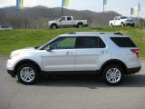 2011 Ingot Silver Metallic Ford Explorer XLT 4WD #47766999