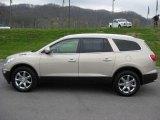 2008 Gold Mist Metallic Buick Enclave CXL AWD #47767002