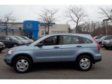 2008 Glacier Blue Metallic Honda CR-V LX 4WD #47767955