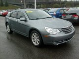2008 Chrysler Sebring Silver Steel Metallic