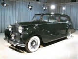 1953 Rolls-Royce Silver Wraith Mulliner Data, Info and Specs