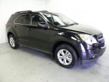 2011 Black Granite Metallic Chevrolet Equinox LT #47767445