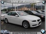 2008 Alpine White BMW 3 Series 328i Coupe #47831340
