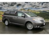 2011 Predawn Gray Mica Toyota Sienna Limited AWD #47831079