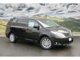 2011 Black Toyota Sienna XLE AWD #47831080