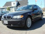 2003 Orient Blue Metallic BMW 3 Series 330xi Sedan #47831112