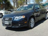 2008 Deep Sea Blue Pearl Effect Audi A4 2.0T quattro Sedan #47831114